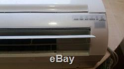 PANASONIC Air Conditioning Unit, 2.4Kw High Wall mount