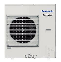 Panasonic 10kw Air Conditioning Unit R32 S-100PK2E5B/U-100PZ2E5 PACi Inverter
