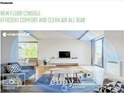 Panasonic 2.5kW Floor Console Air Conditioning Z25-UFE