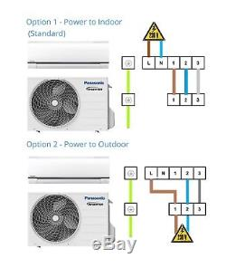 Panasonic 3.5kw Air Conditioning Unit R32 CS-FZ35UKE/CU-FZ35UKE R32 Inverter