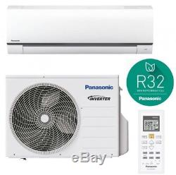 Panasonic Air Conditioning 2.5kw Wall Mounted Heat Pump Domestic Air Con NEW
