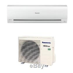 Panasonic Air Conditioning 4.2kw Wall Mounted Heat Pump Domestic Air Con