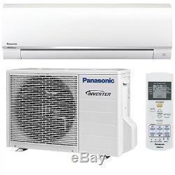 Panasonic Air Conditioning 5.0kw Wall Mounted Heat Pump Domestic Air Con
