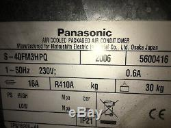 Panasonic Air Conditioning Ducted Indoor Units Only S40FM3HPQ