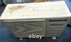 Panasonic Etherea 3.5kw Air Conditioning Unit System Silver. Unit87 x 28 x 22cm