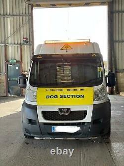 Peugeot boxer Dog Unit (Day Van) 2013