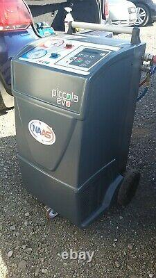 Piccola Evo R134a Fully Automatic Air Con Conditioning Machine Station Unit
