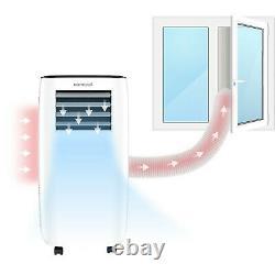 Portable Air Conditioner Conditioning Unit 3in1 10000BTU 2.3kW Efficient Remote