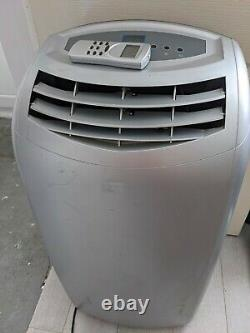 Portable Air Conditioning Unit With Pipe And Remote, 12,000 BTU also heats