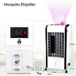 Portable Cooling + Heating Air Conditioning Unit 4-in-1 Air Conditioner Fan