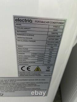 Portable air conditioning unit Electriq P12ce-V2 Conditioner Unit For 30sqm