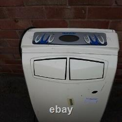 Portable air conditioning unit. Vent axia