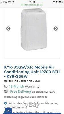 Portatable Air Conditioning Unit