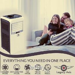 Potable Air Conditioning Unit, 12, 000 BTU Cooling Capacity 10,000 BTU Heating C