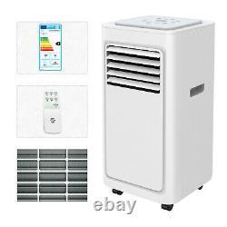 R290 Air Conditioner Portable Conditioning Unit 7000BTU 2060W Remote Class A