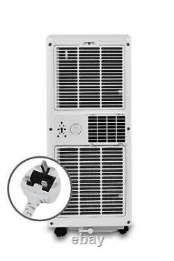 R290 Portable Air Conditioner Conditioning Unit 8000BTU 2300W Remote Class A