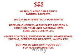 RBLT/NEW 77-79 Camaro A/C Evaporator Unit AC Air Conditioning Box Trans-Am 78 80