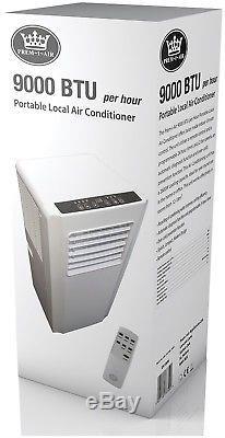RHINO Portable Air Conditioning Prem-I-Air Con Unit 9000BTU 240V EH1806