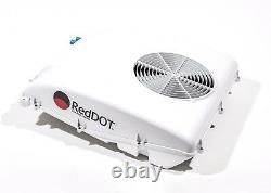Red Dot AC Unit 12v Rooftop Mount R-6101-0P