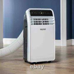 Rhino AC12000 Portable Air Conditioning Unit 3in1 240V Cooling Dehumidifier Fan
