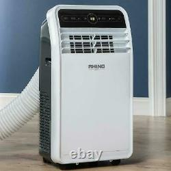 Rhino AC9000 Portable Air Conditioning Unit 3in1 240V Cooling Dehumidifier Fan