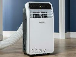 Rhino H03620 Air Conditioning Unit Air Con AC9000 Dehumidifier Fan Portable 240V