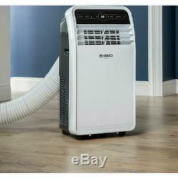 Rhino Portable Air Con Conditioning Unit Fan 9000 BTU AC9000 Home Office