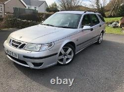 SAAB 95 Aero estate, 03, runs really well, but possible problem with the ABS unit