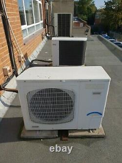 Sanyo Air Conditioning Unit Indoor and Outdoor