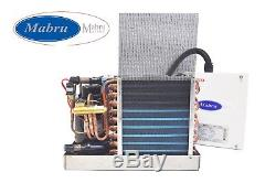 Self Contained Marine Air Conditioning Unit on steroids 4200 BTUs 115V with heat