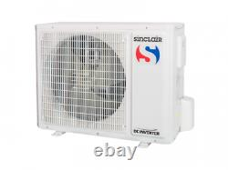 Sinclair Spectrum ASH-09BIS/B-IND Wall Mounted Air Conditioning 2.5kW Plus Wi-fi