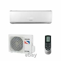 Sinclair Vision ASH-24BIV-IND Wall Mounted Air Conditioning 6.2kW Wi-fi Included
