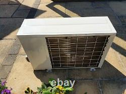Split air conditioning unit
