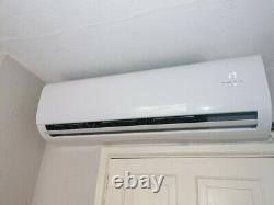 Split air conditioning unit 24000Btu heating and cooling