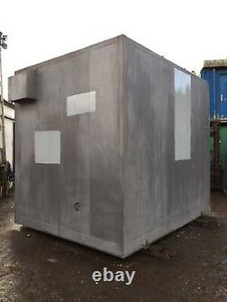 Steel Portable Storage Unit Insulated Air Conditioning 11x9 (More Available)