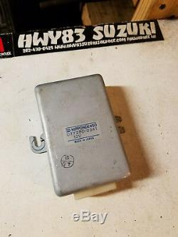 Suzuki Samurai A/c Amplifier Air Conditioning Amp Ac Ecm Unit Oem 86-89