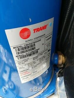 TRANE air cooled Chiller CGAM045E 122 Kw Process water chiller Air Conditioning