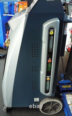 Texa 650E Air Con Machine Fully Automatic AC Air conditioning unit R134a
