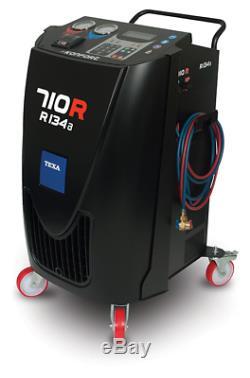 Texa Konfort 710R Vehicle air conditioning machine AIR CON R134a unit FREE F-GAS
