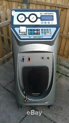 Texa fully automatic auto Air Con Conditioning AC Machine Unit Station