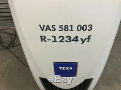 Texa vas R1234yf Fully Automatic Air Con Conditioning Machine Unit