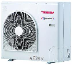Toshiba Air Conditioning 2.5kw Domestic Air Con Unit Plus Installation Fitted