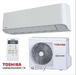Toshiba Air Conditioning 2.5kw Wall Mounted Heat Pump Domestic Air Con R32