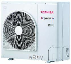 Toshiba Air Conditioning 5kw Wall Mounted Heat Pump Domestic Air Con R32