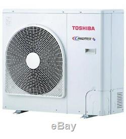 Toshiba Air Conditioning systems Wall Mounted Heat Pump installation included