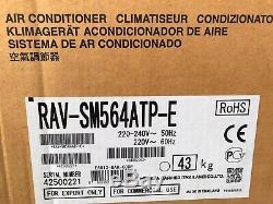 Toshiba Digital Inverter RAV-SM564ATP-E Heater / Air Conditioning Unit New AC
