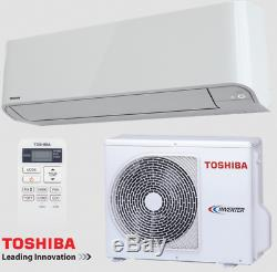 Toshiba Mirai 2.5KW RAS10BKG-E Wall mount Air Conditioning System