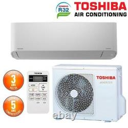 Toshiba air conditioning unit 7kw With Installation Kit