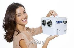 Transcool EC3F Portable 12 Volt and Mains Evaporative Air Conditioning Unit