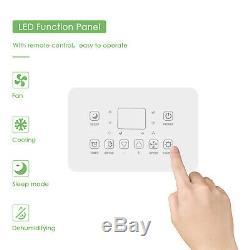 UK Air Conditioner Portable Conditioning Unit 9000BTU 2.6kW Remote Control EER A
